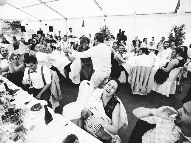 La boda de Dani y Aida en Besalu, Girona 36
