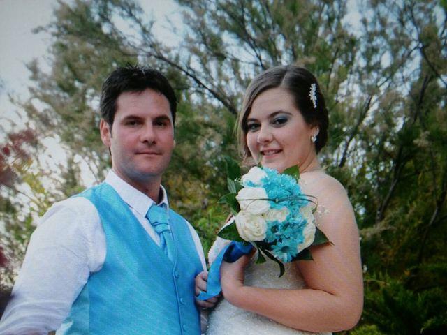 La boda de Francisco y Jacqueline en Socuellamos, Ciudad Real 3