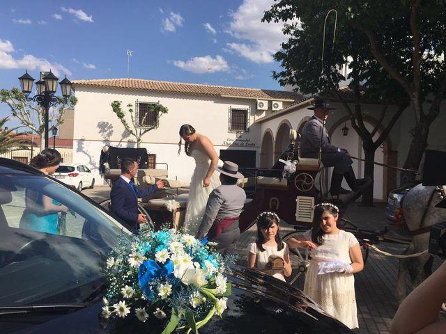 La boda de Francisco y Jacqueline en Socuellamos, Ciudad Real 7