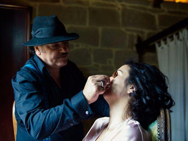 La boda de Iago y Silvia en Sangiago (Amoeiro), Orense 4