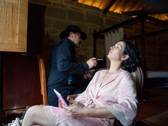 La boda de Iago y Silvia en Sangiago (Amoeiro), Orense 5