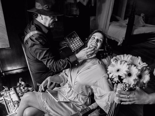 La boda de Iago y Silvia en Sangiago (Amoeiro), Orense 8