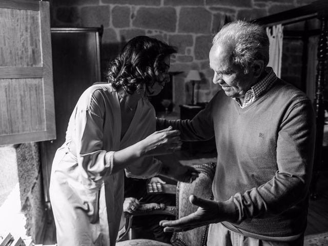 La boda de Iago y Silvia en Sangiago (Amoeiro), Orense 12