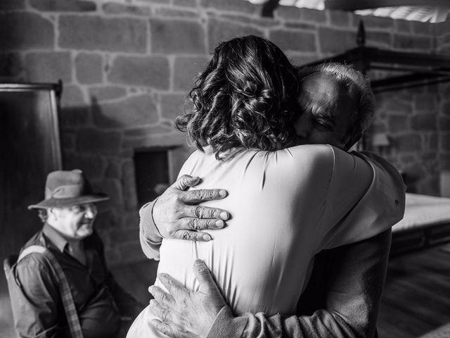 La boda de Iago y Silvia en Sangiago (Amoeiro), Orense 13