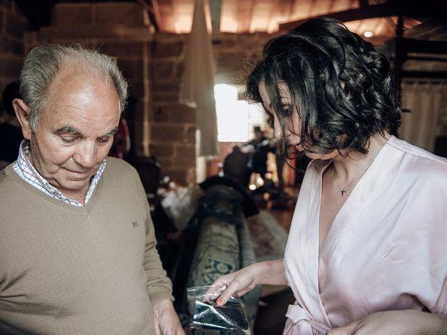 La boda de Iago y Silvia en Sangiago (Amoeiro), Orense 14