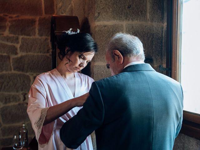 La boda de Iago y Silvia en Sangiago (Amoeiro), Orense 18