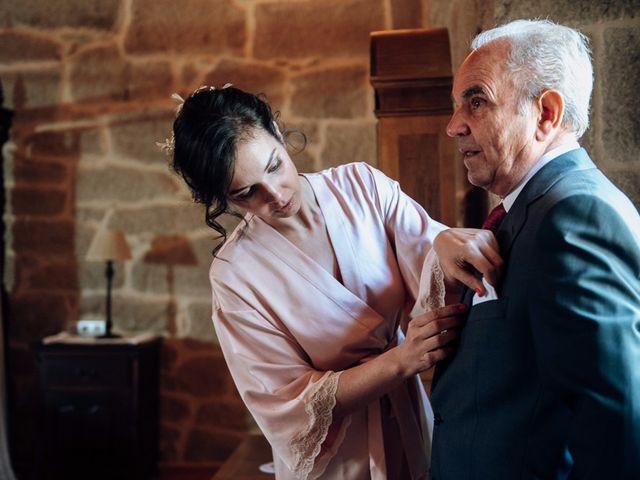 La boda de Iago y Silvia en Sangiago (Amoeiro), Orense 19