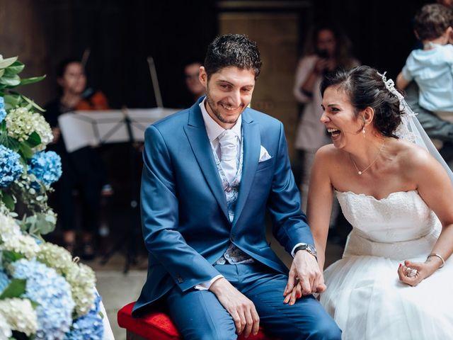 La boda de Iago y Silvia en Sangiago (Amoeiro), Orense 29