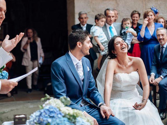 La boda de Iago y Silvia en Sangiago (Amoeiro), Orense 30