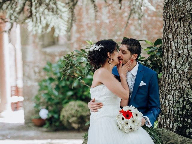 La boda de Iago y Silvia en Sangiago (Amoeiro), Orense 32