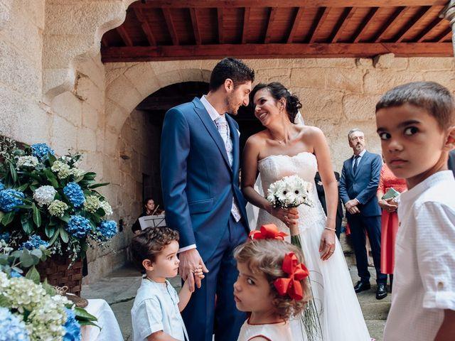 La boda de Iago y Silvia en Sangiago (Amoeiro), Orense 33