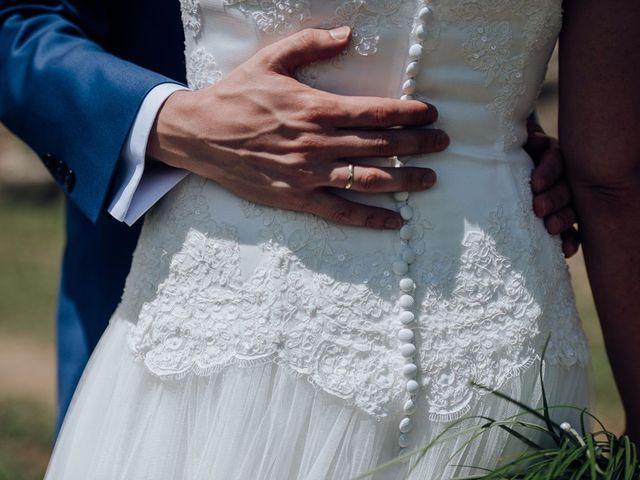 La boda de Iago y Silvia en Sangiago (Amoeiro), Orense 34
