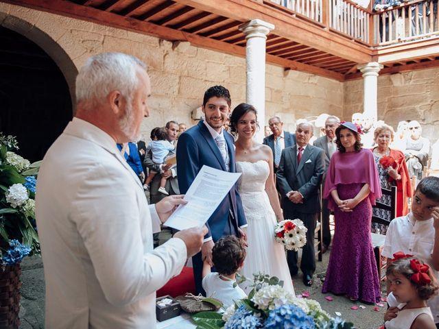 La boda de Iago y Silvia en Sangiago (Amoeiro), Orense 35