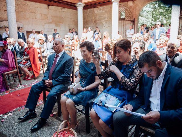 La boda de Iago y Silvia en Sangiago (Amoeiro), Orense 36