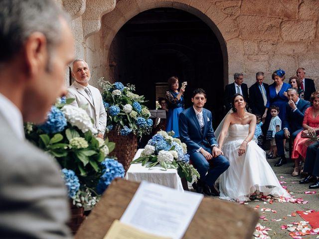 La boda de Iago y Silvia en Sangiago (Amoeiro), Orense 39