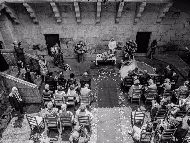 La boda de Iago y Silvia en Sangiago (Amoeiro), Orense 40