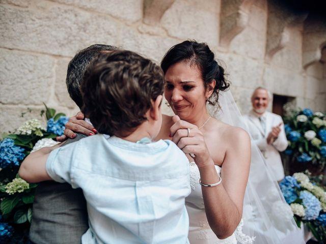La boda de Iago y Silvia en Sangiago (Amoeiro), Orense 46