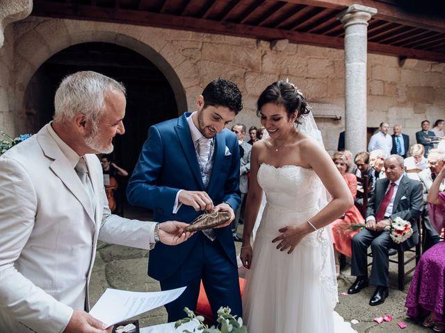 La boda de Iago y Silvia en Sangiago (Amoeiro), Orense 47