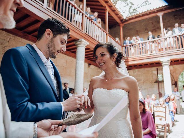 La boda de Iago y Silvia en Sangiago (Amoeiro), Orense 48