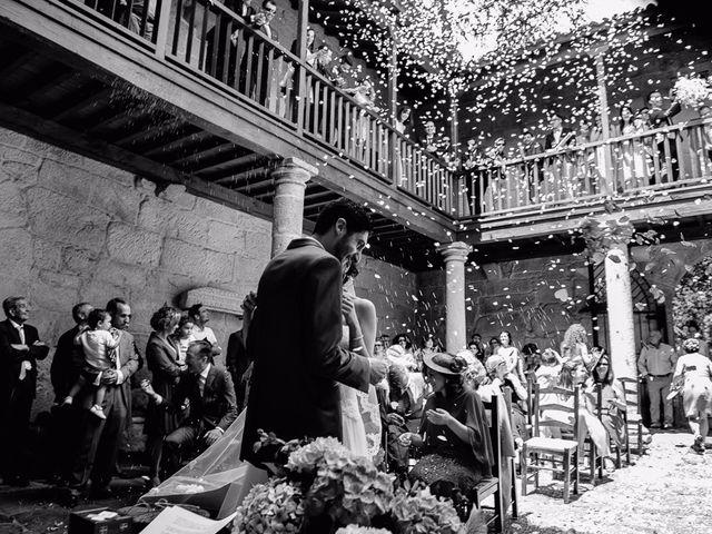 La boda de Iago y Silvia en Sangiago (Amoeiro), Orense 50
