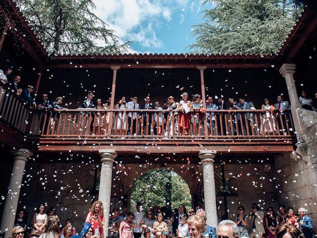 La boda de Iago y Silvia en Sangiago (Amoeiro), Orense 51
