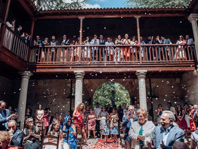 La boda de Iago y Silvia en Sangiago (Amoeiro), Orense 52