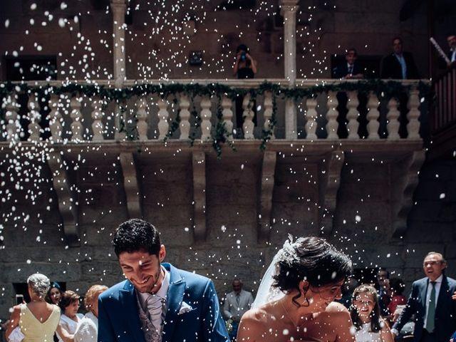 La boda de Iago y Silvia en Sangiago (Amoeiro), Orense 53