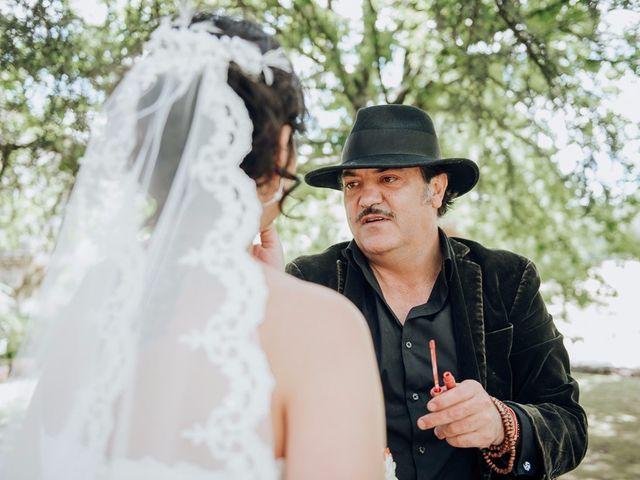 La boda de Iago y Silvia en Sangiago (Amoeiro), Orense 54