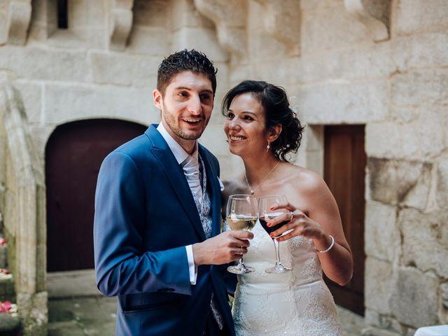 La boda de Iago y Silvia en Sangiago (Amoeiro), Orense 57