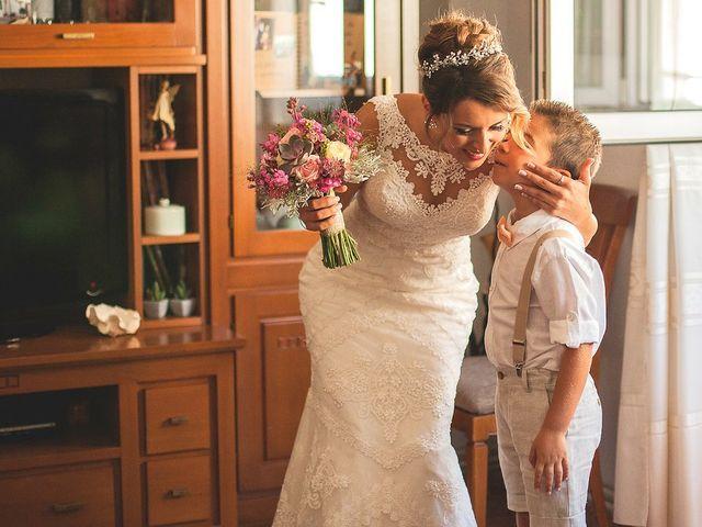 La boda de Ivan y Ana en Yecla, Murcia 8