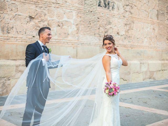 La boda de Ivan y Ana en Yecla, Murcia 17