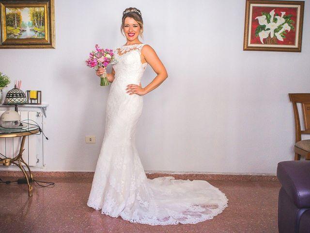 La boda de Ivan y Ana en Yecla, Murcia 21