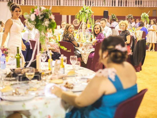 La boda de Ivan y Ana en Yecla, Murcia 22