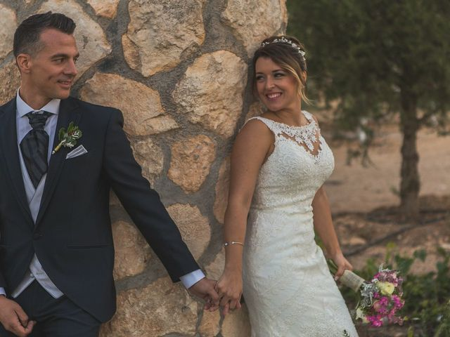 La boda de Ivan y Ana en Yecla, Murcia 24