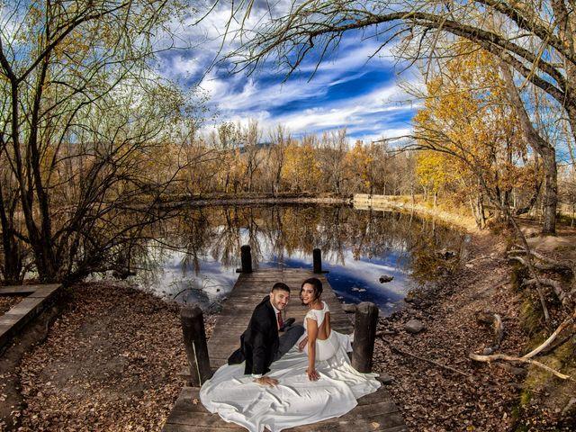 La boda de Aroa y Raul