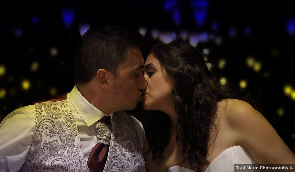 La boda de Javier y Sara en Tarancon, Cuenca