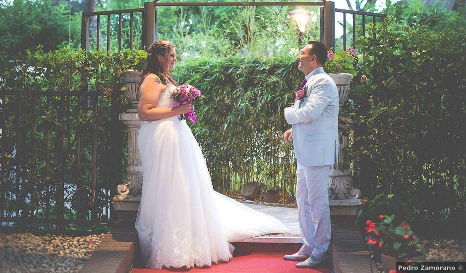 La boda de Jose y Lourdes en Madrid, Madrid