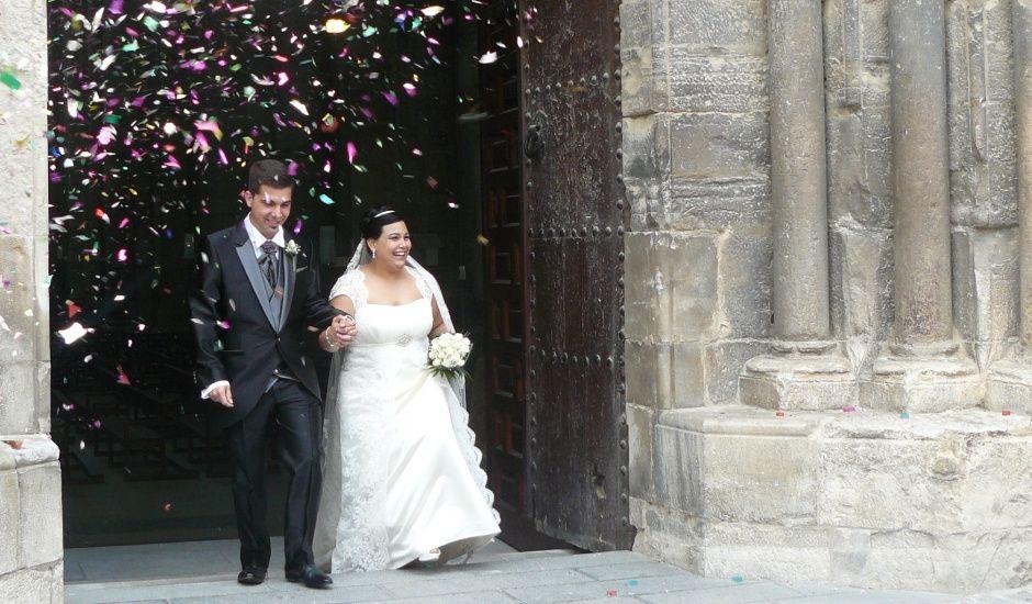 La boda de Alberto y Estela en Tudela, Navarra