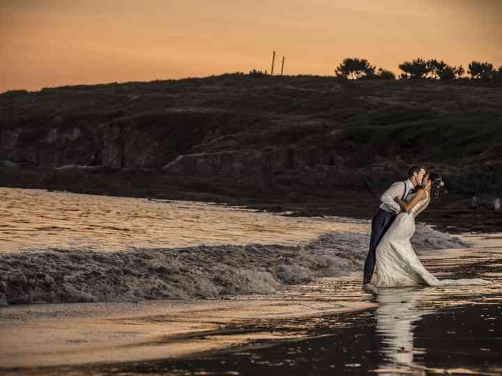 La boda de Noa y Alesis
