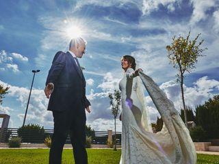 La boda de Teresa y German