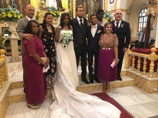 La boda de Fabiola  y Pedro