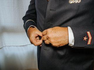 La boda de Juan Carlos y Mari Ángeles 1