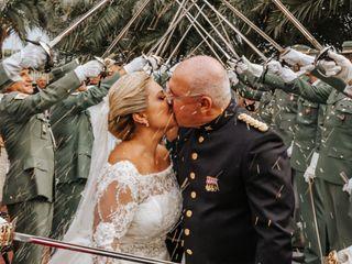 La boda de Juan Carlos y Mari Ángeles