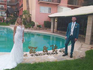 La boda de Cristina y León 3