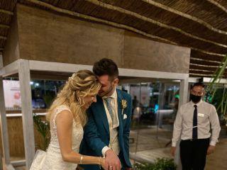 La boda de Cristina y León