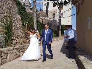 La boda de Alba y Enric 1