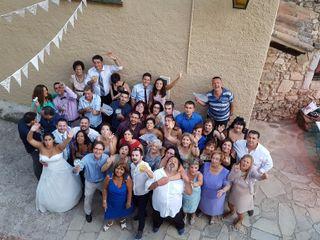 La boda de Alba y Enric 2
