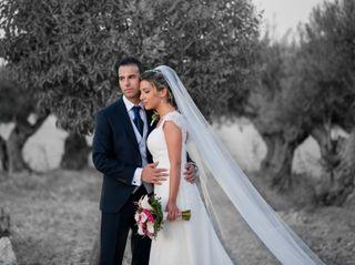 La boda de Diego y Miriam