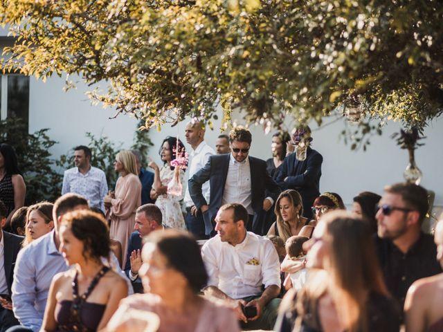 La boda de Germán y Kasia en Porto Do Son, A Coruña 21