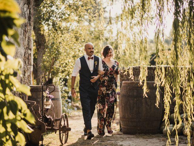 La boda de Germán y Kasia en Porto Do Son, A Coruña 23
